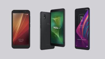 TCL L5, L7 e 10 SE são lançados com preços a partir de R$ 750