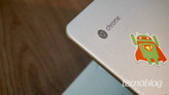 Chromebooks superam Macs em vendas anuais pela primeira vez