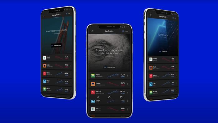 Novo aplicativo da Clear (Imagem: Divulgação/Clear)