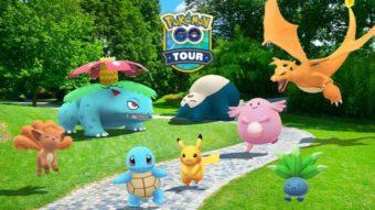Pokémon GO traz 151 espécies Shiny de Kanto em evento de aniversário