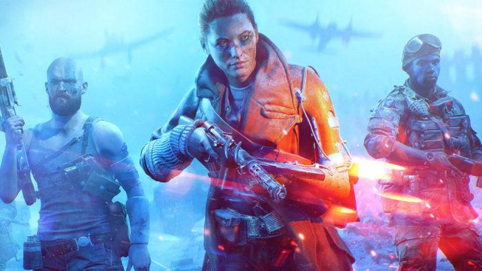 Battlefield V (Imagem: Divulgação/EA DICE/Electronic Arts)