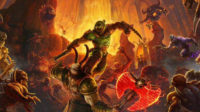 Doom Eternal (Imagem: Divulgação/id Software/Bethesda Softworks)