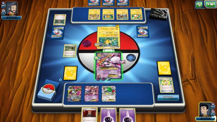 Pokémon TCG Online (Imagem: Divulgação/Dire Wolf Digital/The Pokémon Company)
