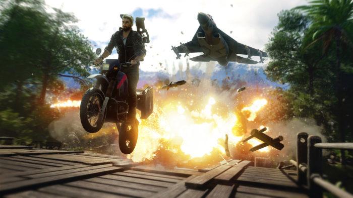 Just Cause 4 (Imagem: Divulgação/Avalanche Studios/Square Enix)