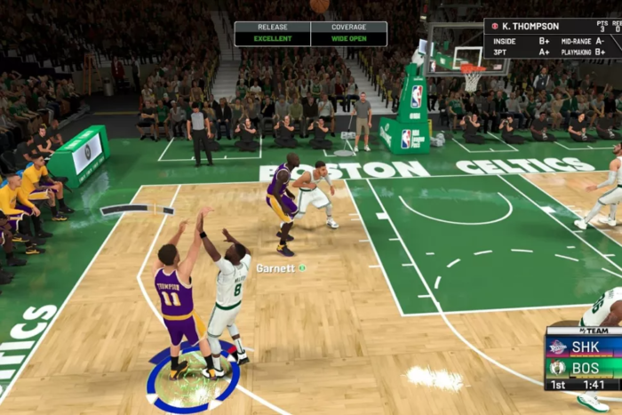 Como jogar NBA 2k21 / 2K / Divulgação