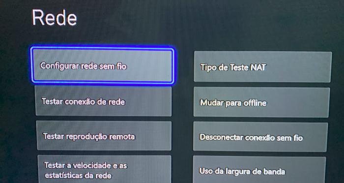 Como configurar Internet do Xbox Series (Imagem: Felipe Vinha/Tecnoblog)