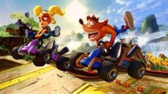 Nintendo Switch Online recebe teste grátis de Crash Team Racing