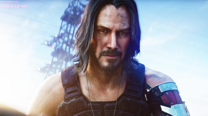 Keanu Reeves é um dos destaques de Cyberpunk 2077 (Imagem: CD Projekt Red/Divulgação)