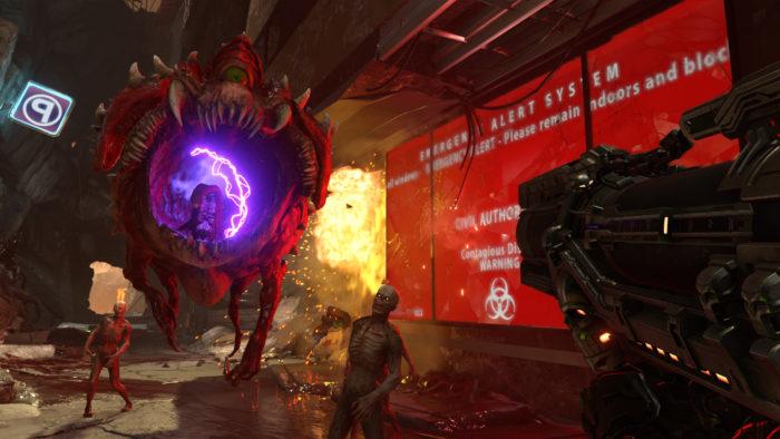 Doom Eternal game pass dezembro