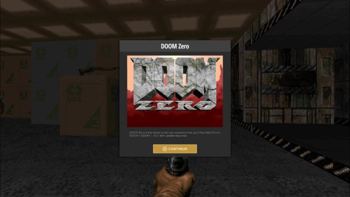 Doom Zero está disponível (Imagem: Felipe Vinha/Tecnoblog)