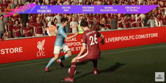 Com cinco estrelas, todas as fintas estão ao seu alcance (Imagem: Divulgação / EA Sports)