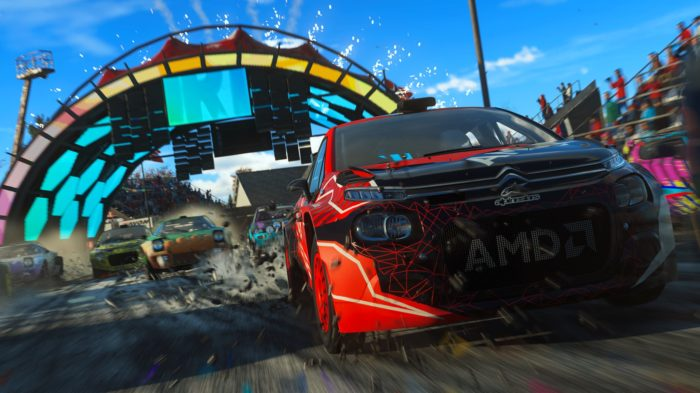 Dirt 5 é um dos jogos recentes da Codemasters (Imagem: Codemasters/Divulgação)