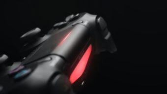 Como mudar a cor do LED do controle do PS4
