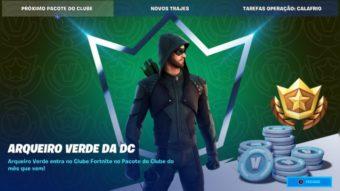 Clube Fortnite: assinantes recebem V-Bucks grátis para compensar bug