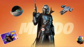 Fortnite traz Baby Yoda e traje de Mandalorian em nova temporada