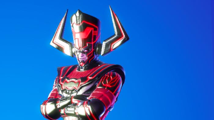 Fortnite terá skin de Galactus da Marvel (Imagem: Twitter/Reprodução)