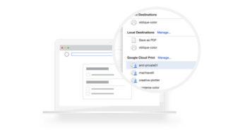 Google Cloud Print para impressoras antigas acaba nesta semana