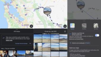 Google Fotos se integra ao Maps para relembrar viagens