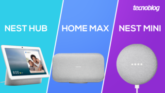 Google Home ou Nest; qual a diferença? [Mini, Max & Hub]