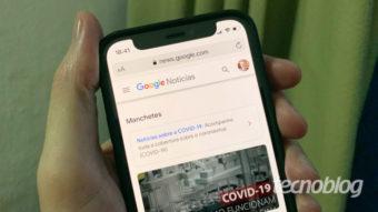 Google detalha como vai abrir paywall de notícias no Brasil