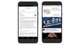 Google se prepara contra fake news nas eleições de 2022