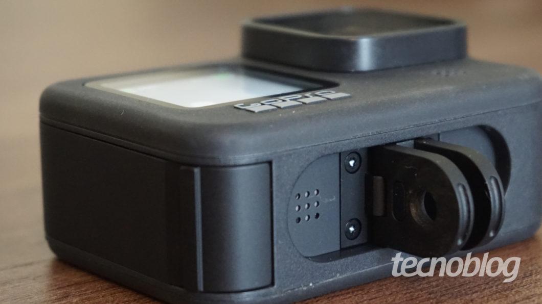 GoPro Hero 9 Black (Imagem: André/Fogaça)