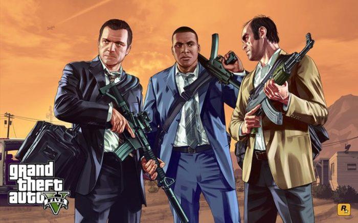 Promoção tem GTA 5 e mais jogos (Imagem: Rockstar/Divulgação)