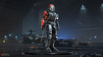 Microsoft e 343i adiam Halo Infinite para final de 2021