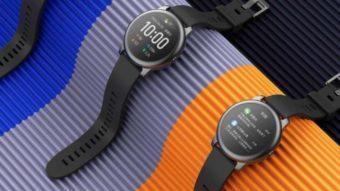 Smartwatch Haylou Solar LS05 é homologado pela Anatel