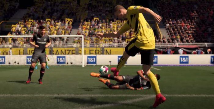 FIFA 21 está em promoção na Xbox Live (Imagem: Divulgação/EA Sports)