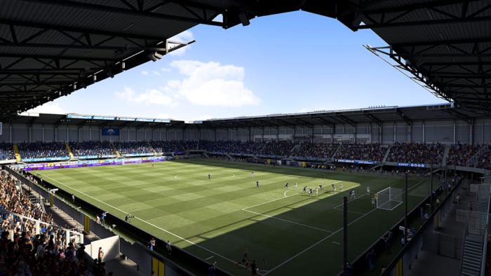 Escolha a melhor formação no Fifa 21 (Imagem: Divulgação / EA Sports FIFA)