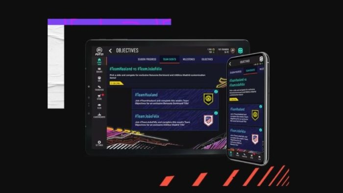 Compre e venda jogadores pelo Companion App (Imagem: Divulgação / EA Sports)