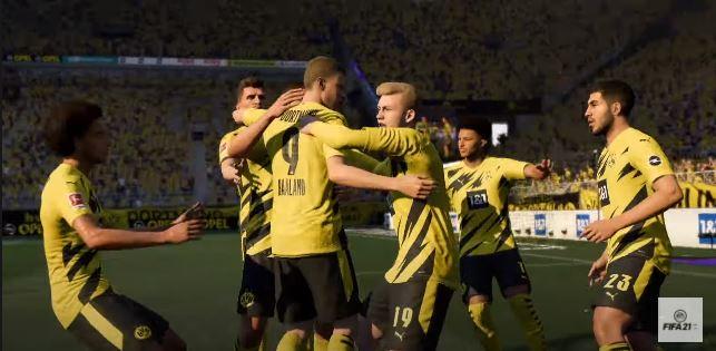 Jogue com 11 pessoas em cada time no Pro Clubs (Imagem: Divulgação / EA Sports)