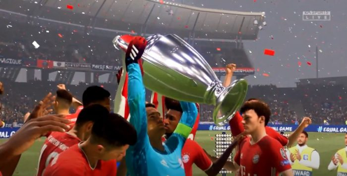 Conquiste todos os troféus do FIFA 21 (Imagem: Reprodução / FIFA 21)