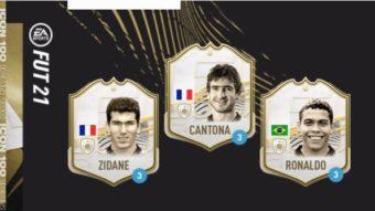 Quais são e como conseguir cartas de ídolos do Fifa 21
