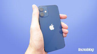 iPhone 12 Mini: pequeno por fora, grande por dentro