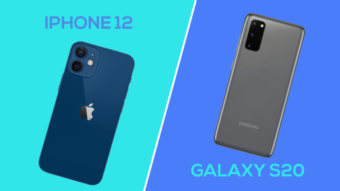 iPhone 12 vs Galaxy S20; qual das linhas é a melhor?