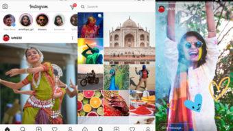 Facebook anuncia app Instagram Lite de 2 MB sem Reels e IGTV