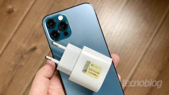 Apple diz que garantia de iPhones não será afetada por carregadores aprovados pela Anatel