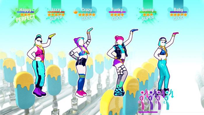 Tela de Just Dance 2021 (Imagem: Reprodução/Ubisoft)