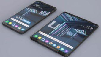 Google adiciona celulares de tela extensível ao Android Studio