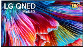 LG anuncia TVs QNED com até 30.000 Mini LEDs atrás da tela