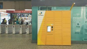 Correios instalam lockers para entrega de encomendas no Rio