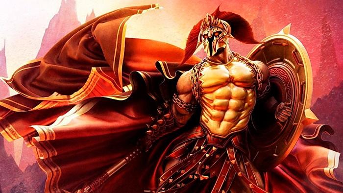 Ares is the god of war in Greek mythology (Image: Greek Mythology / Disclosure)