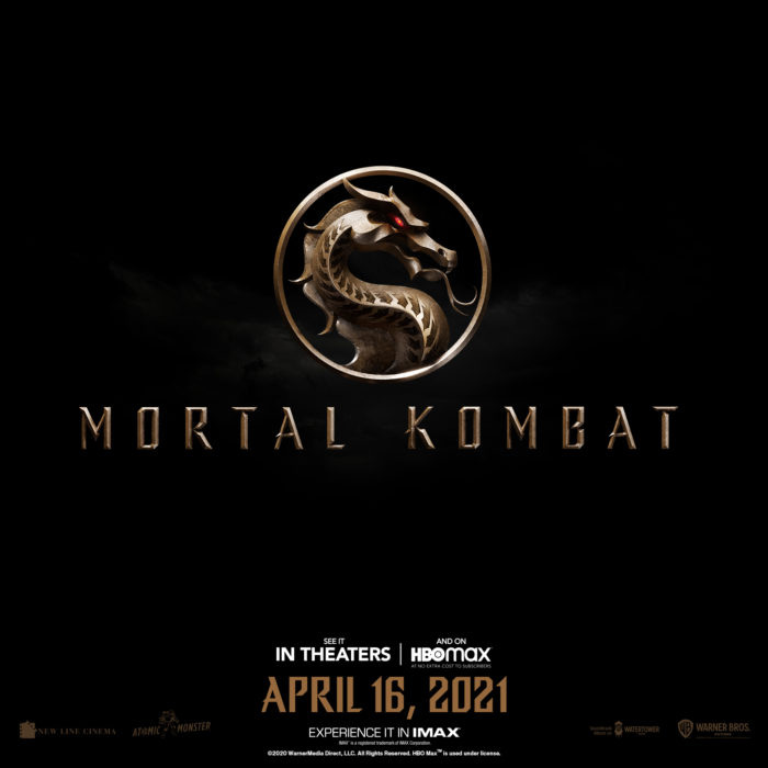 Poster de Mortal Kombat (Imagem: Divulgação/Warner)