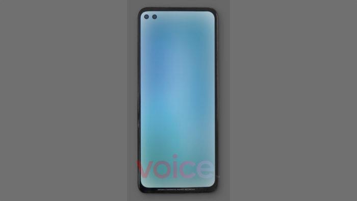 Motorola Nio, possível Moto G com Snapdragon 865 (Imagem: Reprodução/Evan Blass/Voice)