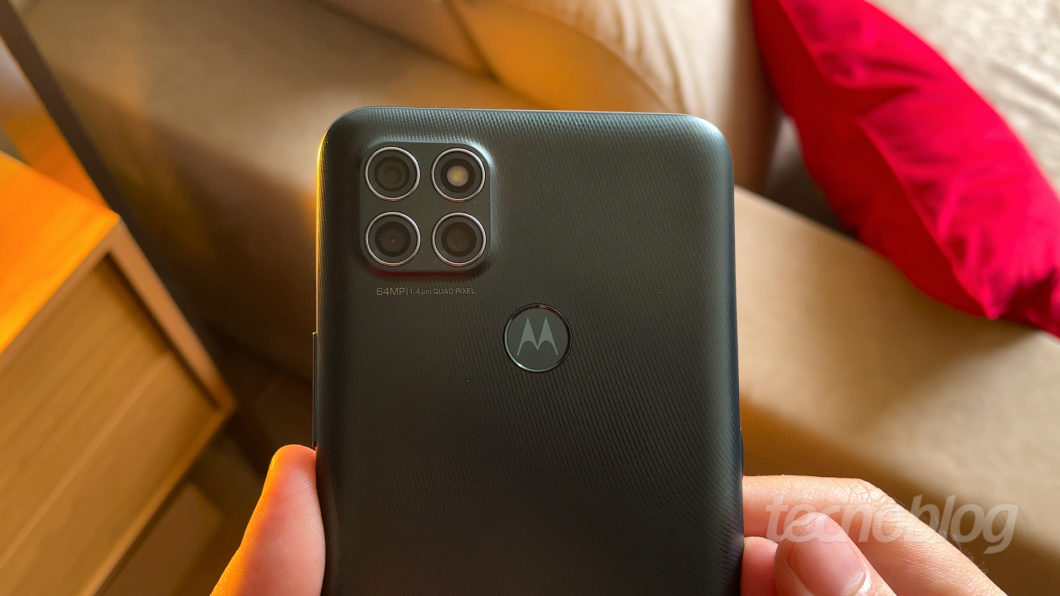 Motorola Moto G9 Power (Imagem: Paulo Higa/Tecnoblog)