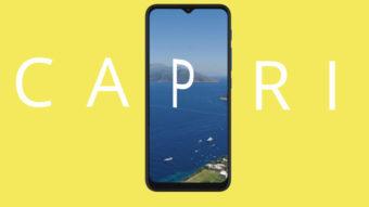 """Motorola """"Capri Plus"""" será celular intermediário com tela de 90 Hz"""