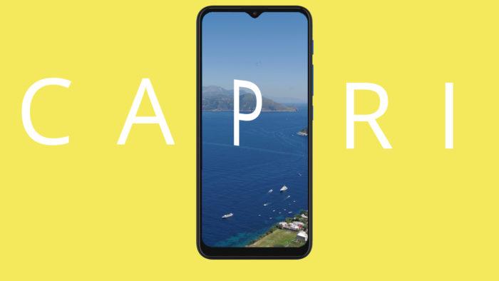 Suposto Motorola Capri (Imagem: Reprodução/Technik News)