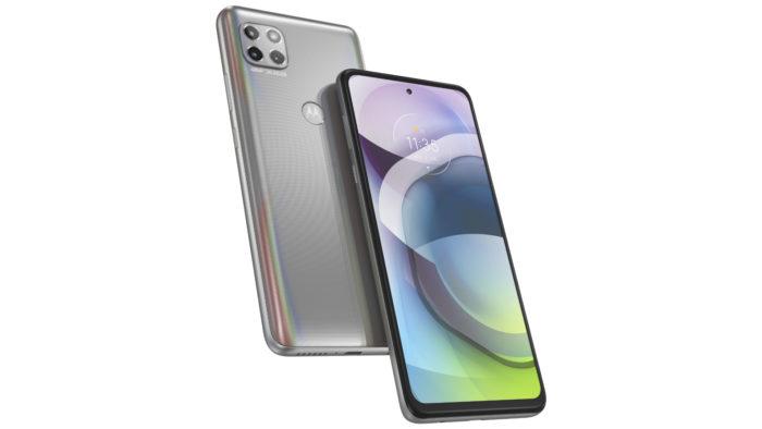 Motorola Moto G 5G (Imagem: Divulgação/Motorola)